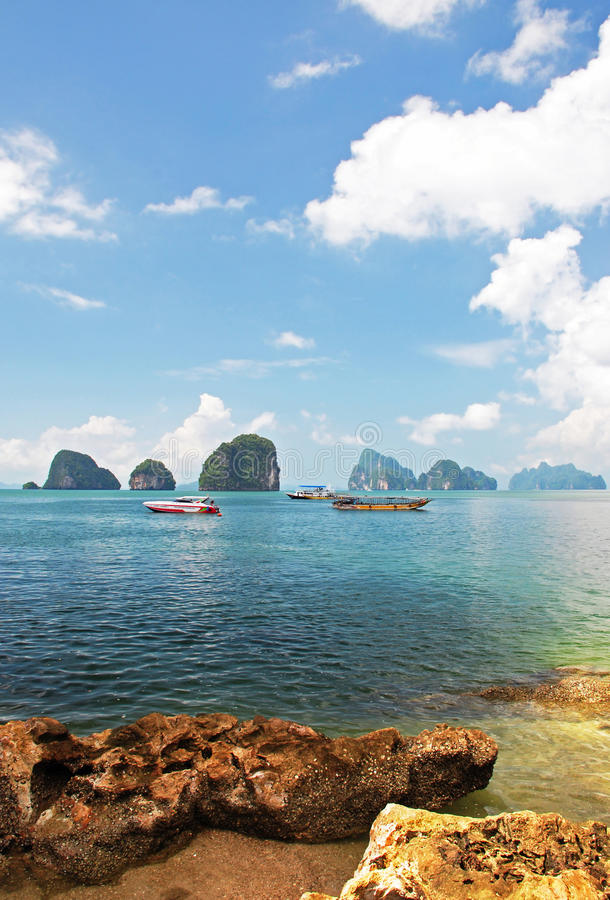 Download Explore Thailand stock photo. Image of coast, nature - 23120742