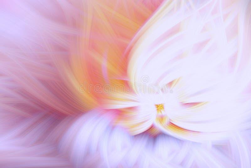 Explos?o pastel do fundo dos raios brilhante Arte ilustração do vetor