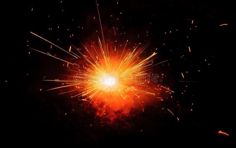 ¡Explosión de la chispa!