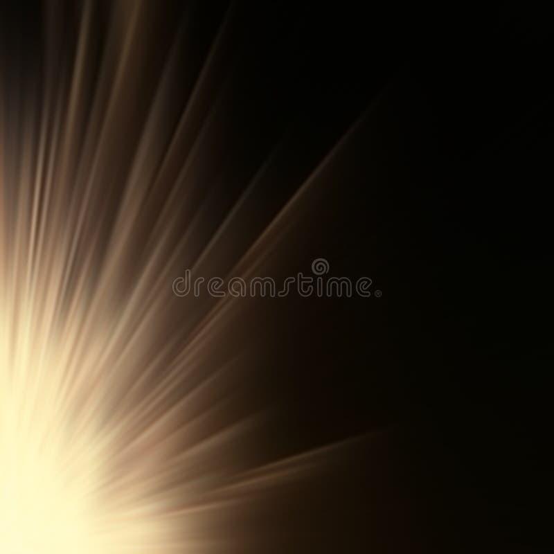 Explosión del fuego artificial libre illustration