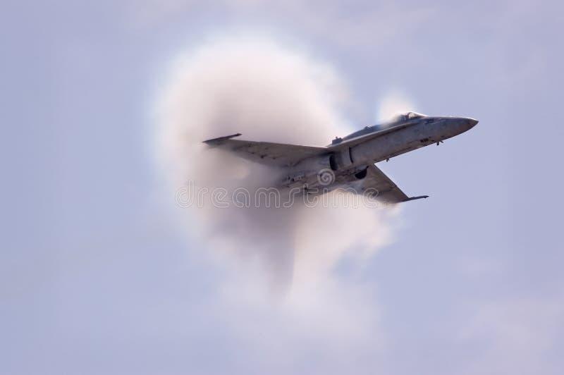 Explosión del vapor fotos de archivo