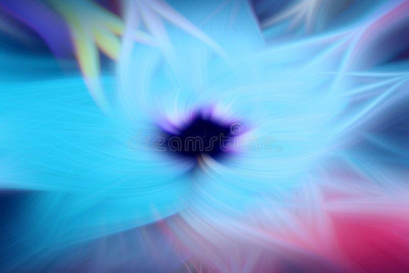 Explosi?n futurista del modelo de la turquesa del fondo estilo libre illustration