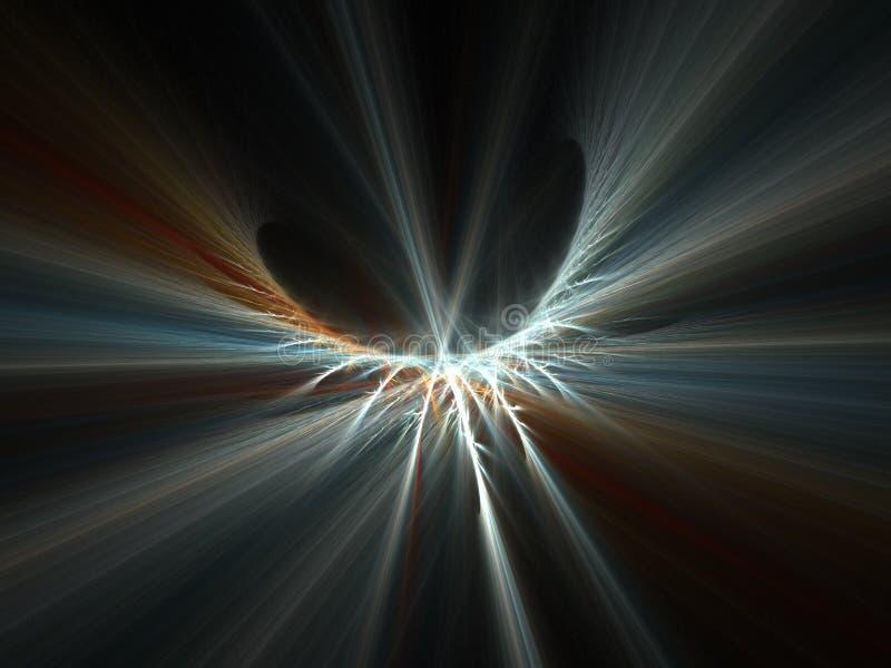 Explosion illustration de vecteur