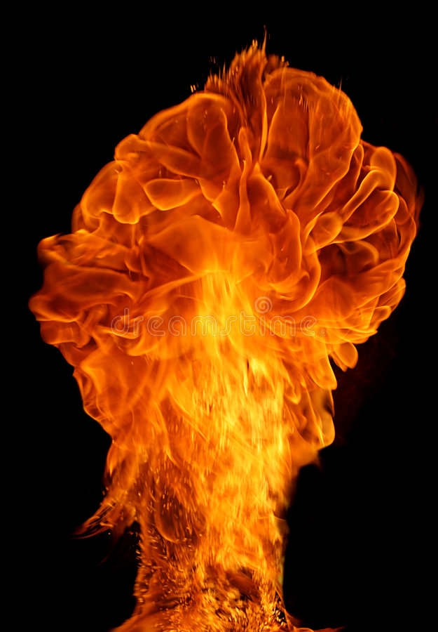 Free Explosion Royalty Free Stock Image - 5403126