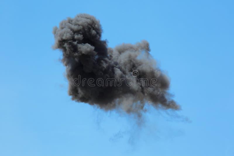 Explosion royaltyfria foton