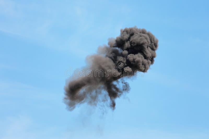 Explosion fotografering för bildbyråer