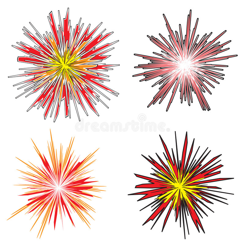 Download Explosion stock vector. Illustration of luminosity, energy - 9059995
