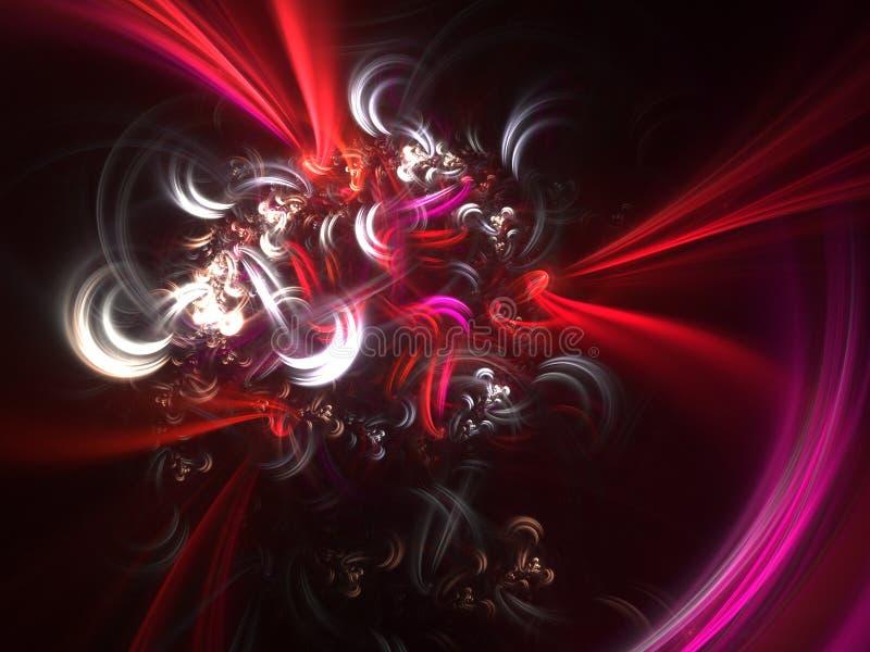 Explosion massive illustration de vecteur