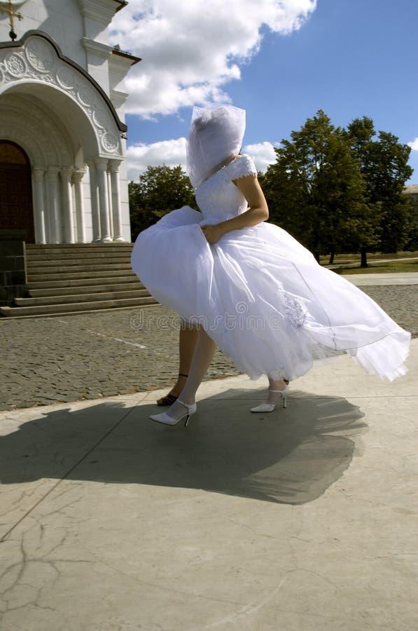 Explosion Wedding image libre de droits