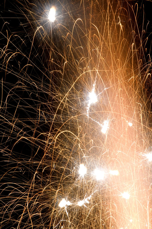 Download Explosions at night stock photo. Image of firework, movement - 15350702