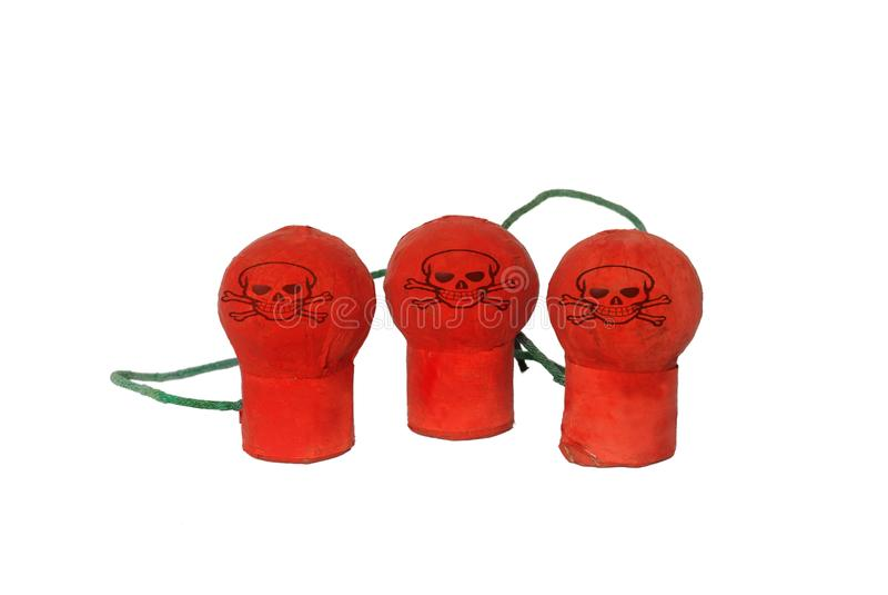 Explosive materials