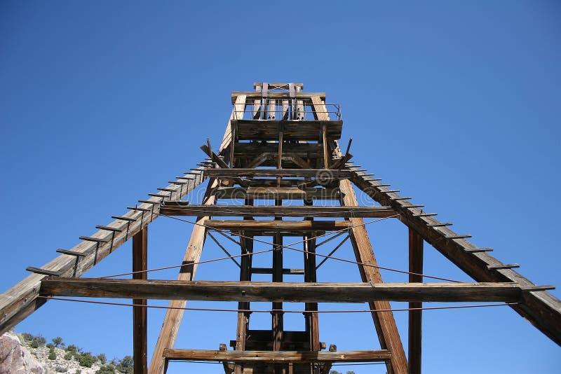 Explotación minera foto de archivo libre de regalías
