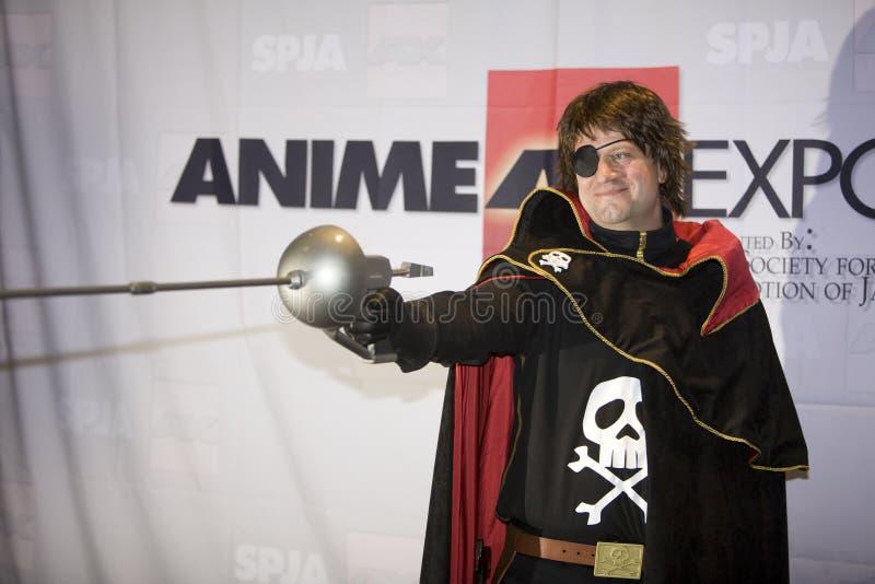 Expo 2008 37 del Anime imagen de archivo