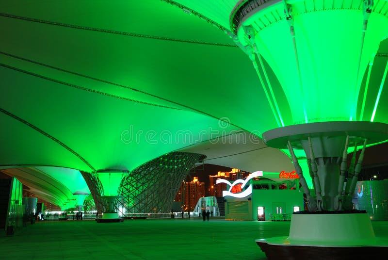 EXPO 2010 DE SUN VALLEY SHANGHAI imagem de stock royalty free