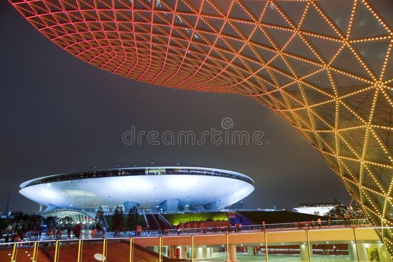expo 2010 do mundo foto de stock royalty free