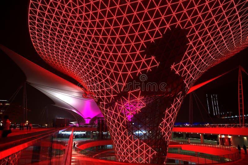 expo 2010 do mundo foto de stock