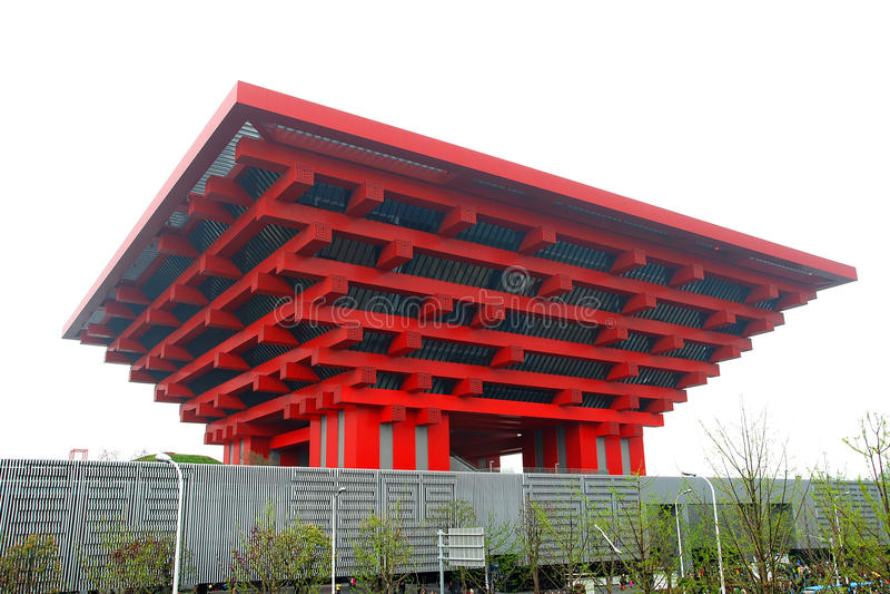 expo 2010 shanghai royaltyfri fotografi
