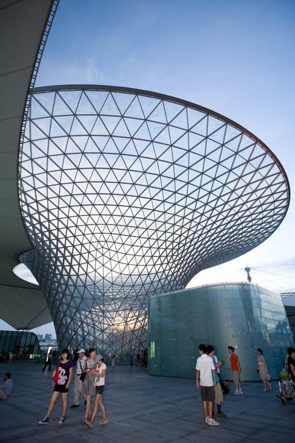 Expo 2010 Shanghai-EXPO Axis - Sun Valley Editorial Stock Image