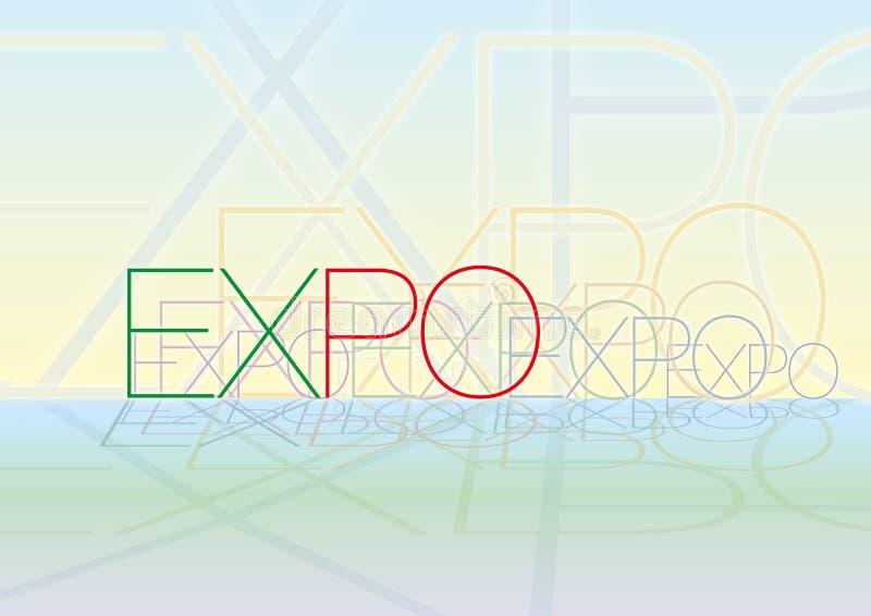 expo lizenzfreie abbildung