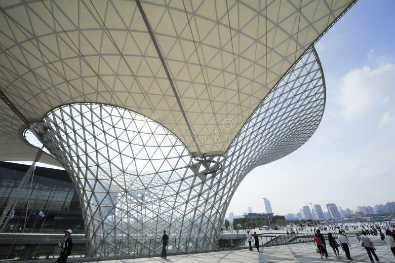 EXPO-AXIS, expo Shanghai 2010 China imagem de stock royalty free