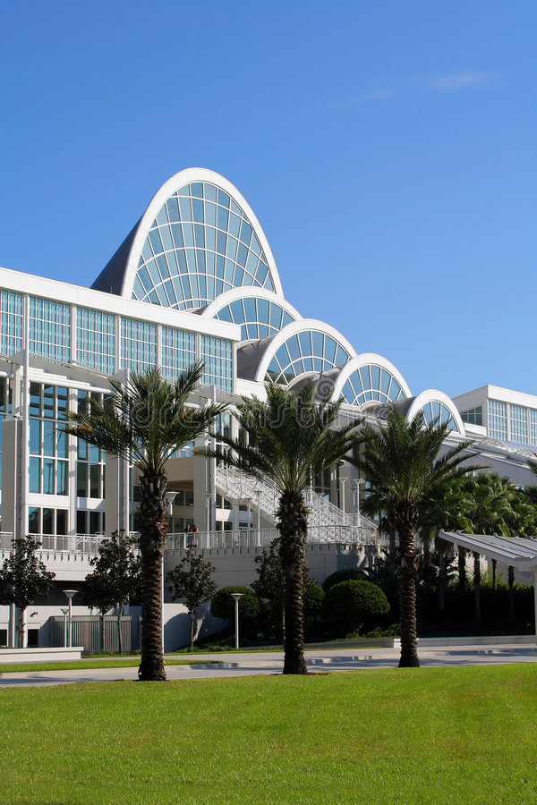 Expo Center, Orlando royalty free stock photos