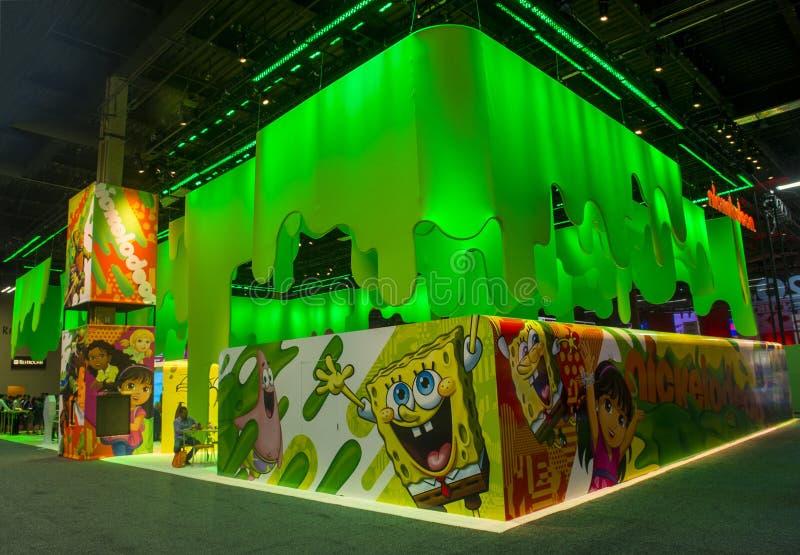 Expo 2014 di autorizzazione immagine stock libera da diritti