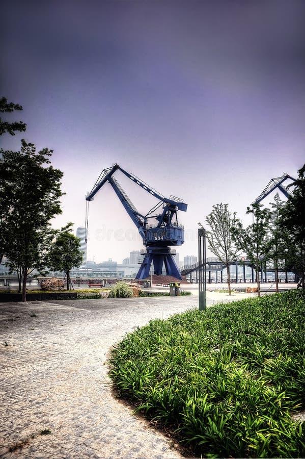 Expo di Shanghai areale immagine stock libera da diritti