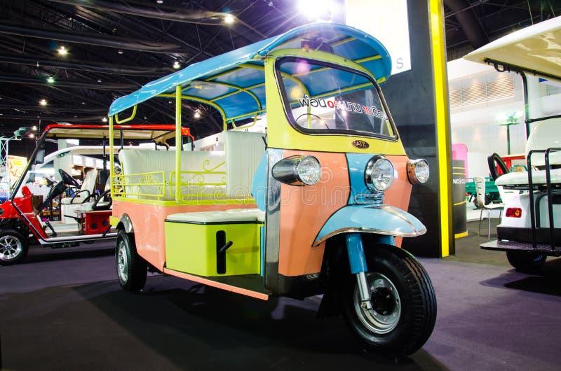 A 30a expo internacional do motor de Tailândia fotos de stock