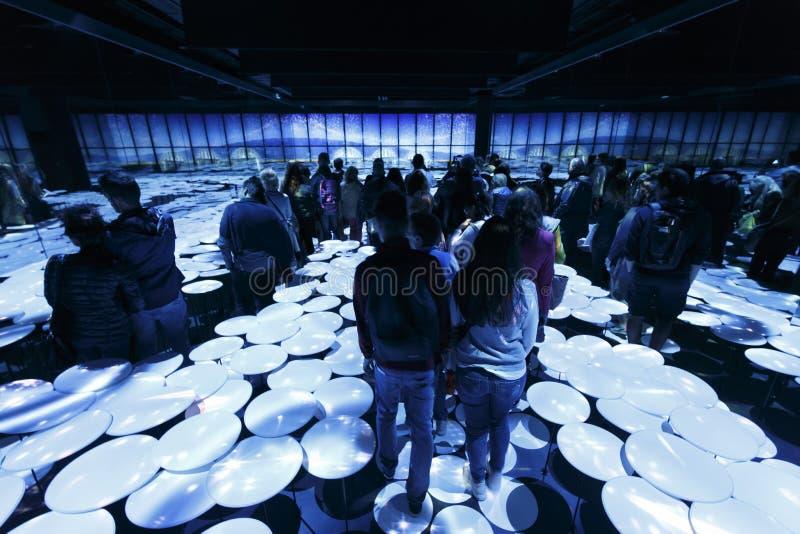 Expo Milan 2015 - Italien arkivbilder