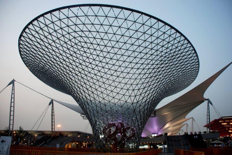 EXPO oś obraz royalty free