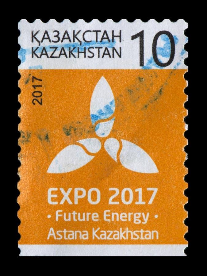 EXPO 2017 w Astana zdjęcia royalty free