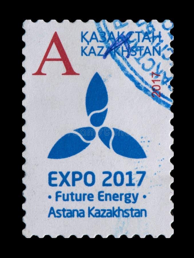 EXPO 2017 w Astana fotografia stock