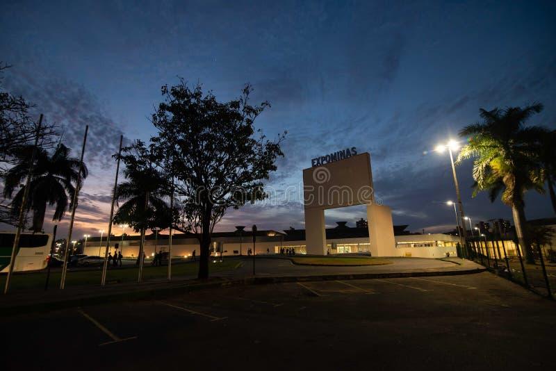 Expominas Belo Horizonte imagen de archivo libre de regalías