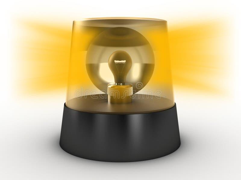 Exponerande Lampa Arkivfoton