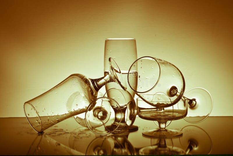 exponeringsglas royaltyfri fotografi