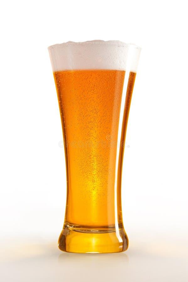 Exponeringsglas av öl royaltyfria foton