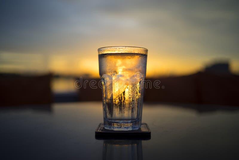 Exponeringsglas av ice3 arkivbild