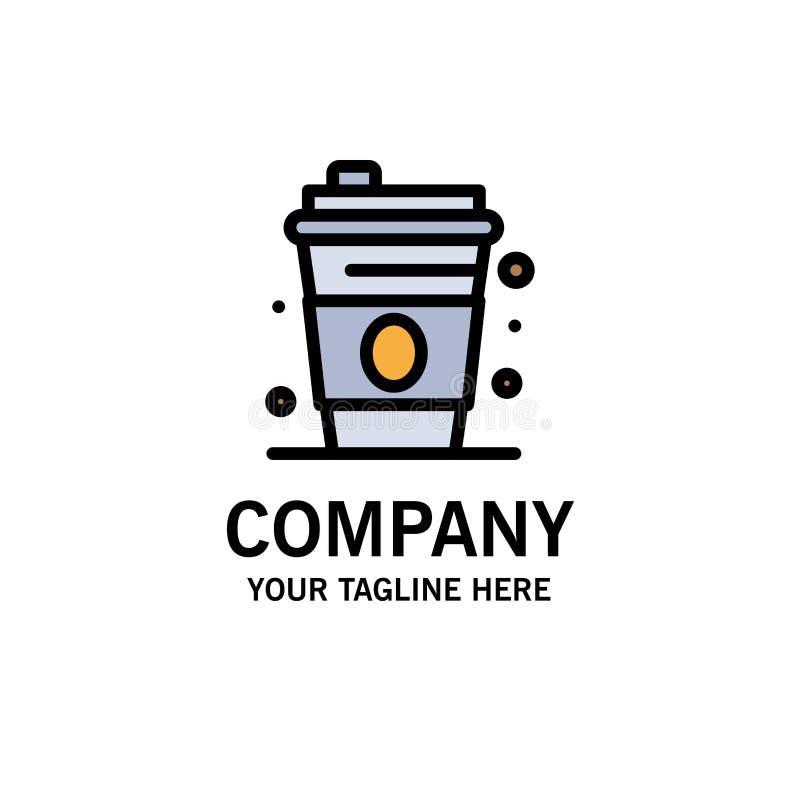 Exponeringsglas drink, Kanada affär Logo Template plan f?rg vektor illustrationer