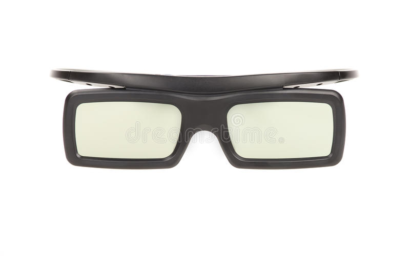 exponeringsglas för bakgrund 3d isolerade white arkivfoton
