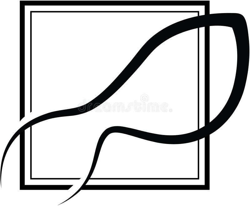 exponeringsglassun stock illustrationer