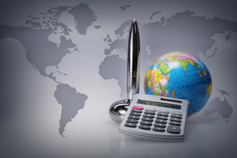 Download Exportation office stock image. Image of multiply, international - 7121447