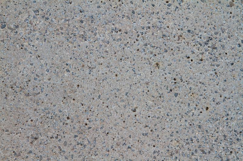 Exposed aggregate concrete royalty free stock image