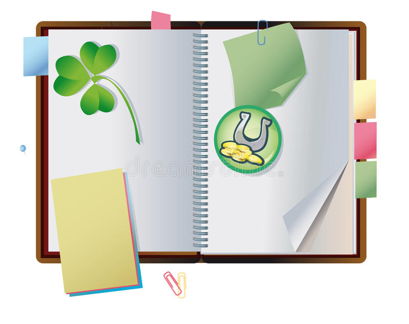 Download Exposed Notebook Royalty Free Stock Photo - Image: 15969995