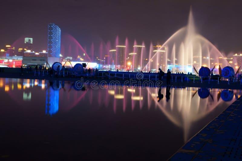 exposhanghai värld 2010 royaltyfri bild