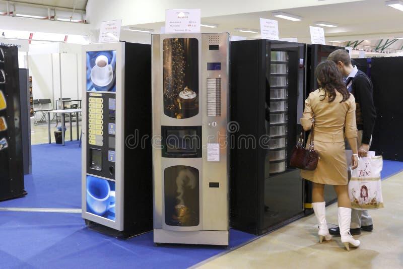 Exposição internacional foto de stock
