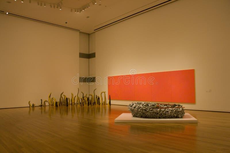Museu de arte de Seattle imagem de stock