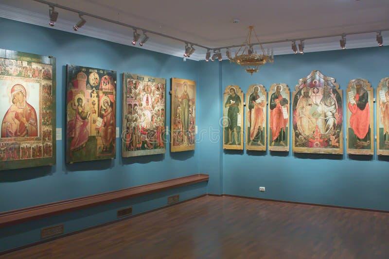 Download Exposición De Los Iconos En Kostroma Imagen de archivo editorial - Imagen de religión, iconos: 64210394