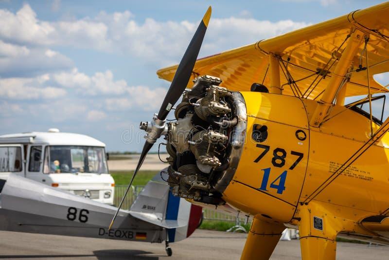 Exposición ILA Berlin Air Show 2018 fotografía de archivo libre de regalías