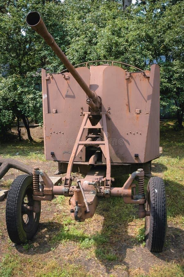 Exposición militar en Varsovia imagen de archivo libre de regalías