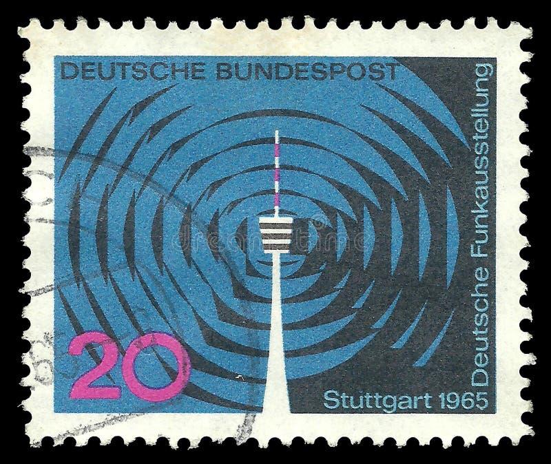 Exposición Stuttgart de la electrónica fotos de archivo